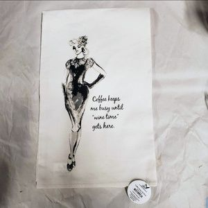 LOLITA COFFEE TOWEL